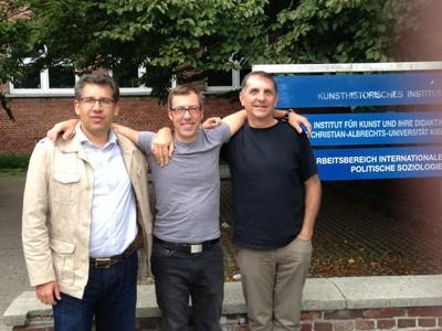 David MacDonald, Dirk Nabers and Richard Shapcott